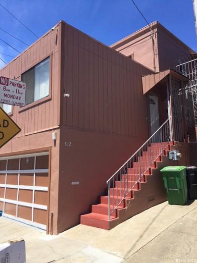 562 Leland Avenue, San Francisco, CA 94134 - #: 473665