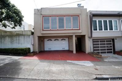 2815 Noriega Street, San Francisco, CA 94122 - #: 475241
