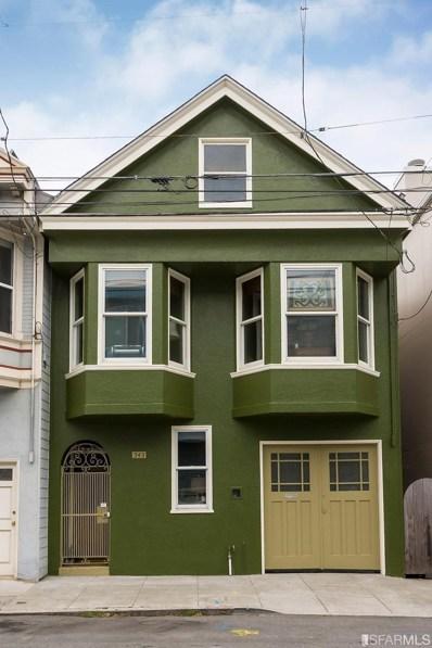 343 Arlington, San Francisco, CA 94131 - #: 475493