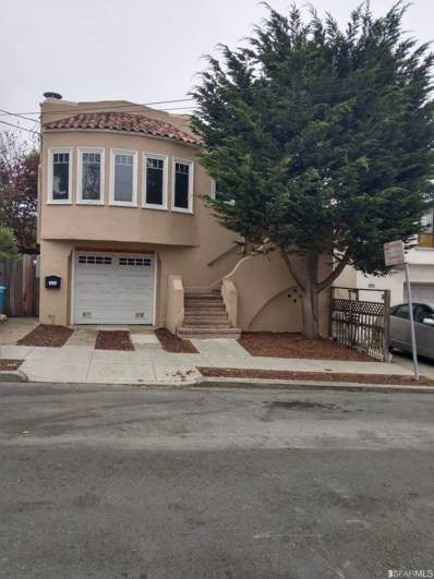 125 Chester Avenue, San Francisco, CA 94132 - #: 475627