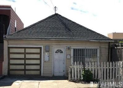 116 Woodrow Street, Daly City, CA 94014 - #: 475759