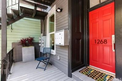 1266-1268  Hampshire Street UNIT 1268, San Francisco, CA 94110 - MLS#: 475819
