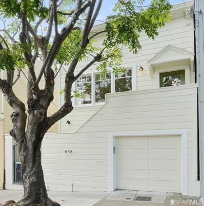 636 Andover Street, San Francisco, CA 94110 - #: 475923