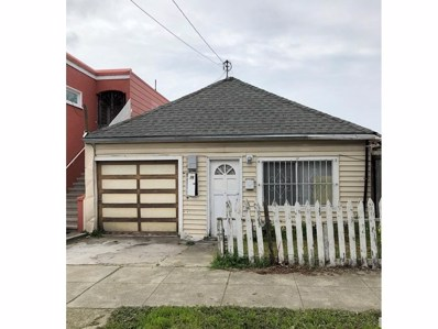 116 Woodrow Street, Daly City, CA 94014 - #: 481598