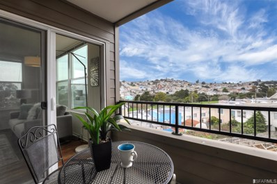 8100 Oceanview Terrace UNIT 308, San Francisco, CA 94132 - #: 481934