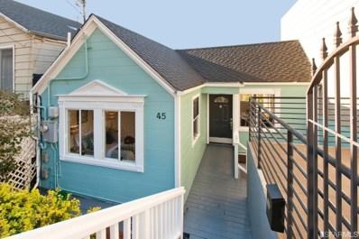 45 Lobos Street, San Francisco, CA 94112 - #: 482352
