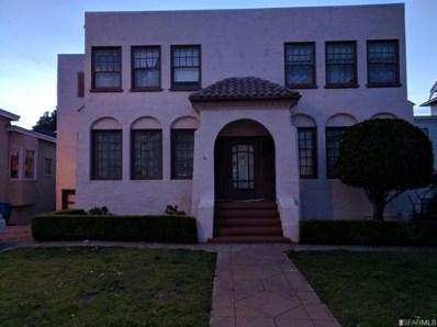 425 Monticello Street, San Francisco, CA 94127 - #: 482378