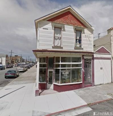 201-203  Plymouth Avenue, San Francisco, CA 94112 - #: 482665