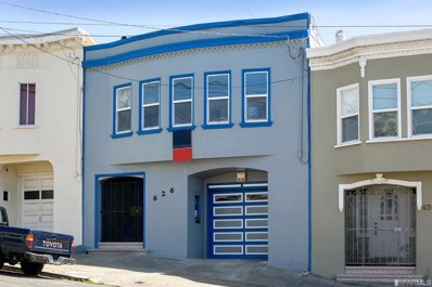 626 41st Avenue, San Francisco, CA 94121 - #: 483724