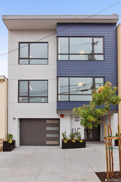 460 31st Avenue, San Francisco, CA 94121 - #: 484090