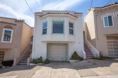 723 43rd Avenue, San Francisco, CA 94121 - #: 484564