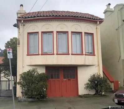 1932 20th Avenue, San Francisco, CA 94116 - #: 486902