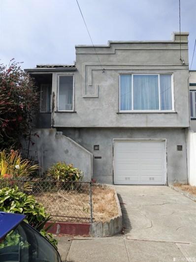 80 Melrose Avenue, San Francisco, CA 94131 - #: 487148