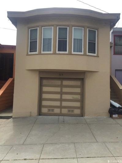 315 Foerster Street, San Francisco, CA 94112 - #: 487190