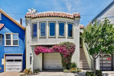 42 Tingley Street, San Francisco, CA 94112 - #: 487410