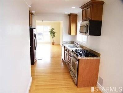 541 43rd Avenue, San Francisco, CA 94121 - #: 488093
