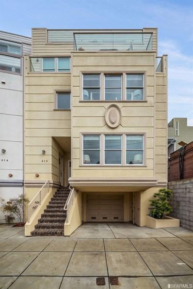 412 Bosworth Street UNIT A, San Francisco, CA 94112 - #: 488658