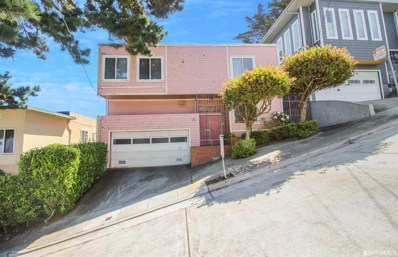 520 Orizaba Avenue, San Francisco, CA 94132 - #: 488677