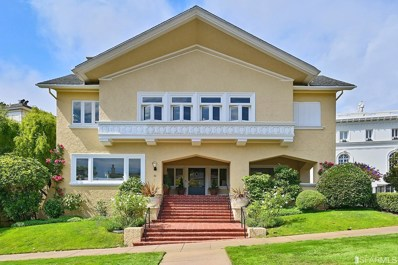 32 Presidio Terrace, San Francisco, CA 94118 - #: 488848