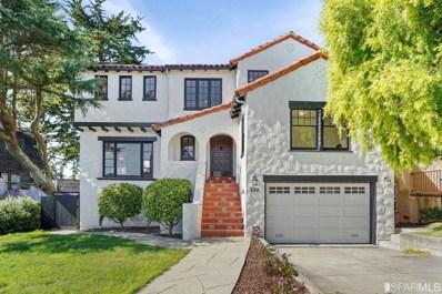 350 Brentwood Avenue, San Francisco, CA 94127 - #: 488878