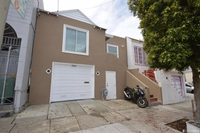 2604 San Jose Avenue, San Francisco, CA 94112 - #: 489262