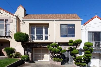 1667 26th Avenue, San Francisco, CA 94122 - #: 489792
