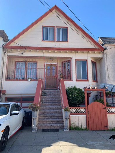 31 Lessing Street, San Francisco, CA 94112 - #: 489864