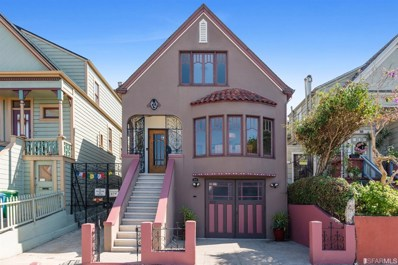 672 Precita Avenue, San Francisco, CA 94110 - #: 490025
