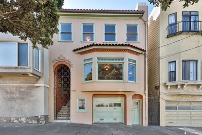 7807 Geary Boulevard, San Francisco, CA 94121 - #: 490256