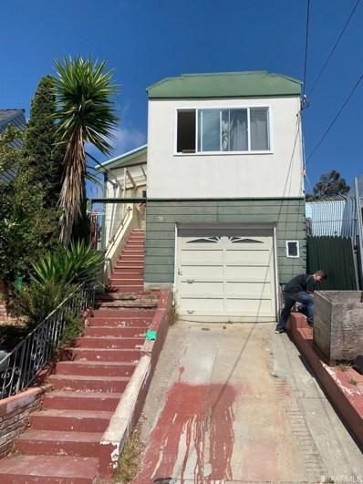 78 Tioga Avenue, San Francisco, CA 94134 - #: 490461