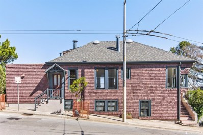 1376 Clayton Street, San Francisco, CA 94114 - #: 490523