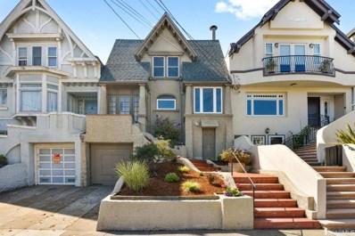 355 17th Avenue, San Francisco, CA 94121 - #: 490576