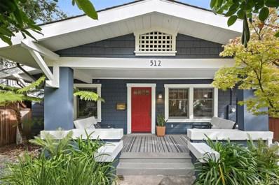 512 D Street, San Rafael, CA 94901 - #: 491580
