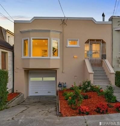 319 Hearst Avenue, San Francisco, CA 94112 - #: 491891