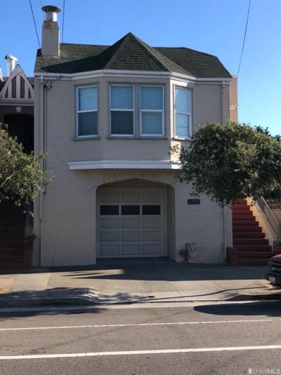 4333 Cabrillo Street, San Francisco, CA 94121 - #: 492380