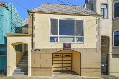 722 37th Avenue, San Francisco, CA 94121 - #: 492754