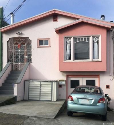 61 Edgar Place, San Francisco, CA 94112 - #: 493440