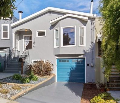 166 Staples Avenue, San Francisco, CA 94112 - #: 493861