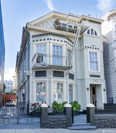 835 Cole Street UNIT 1, San Francisco, CA 94117 - #: 494066