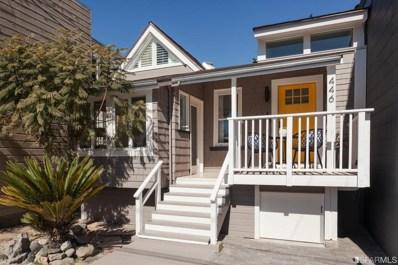 446 Hearst Avenue, San Francisco, CA 94112 - #: 495538