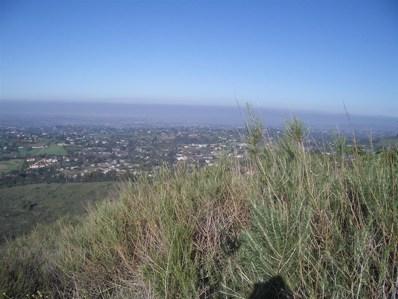 Buena Creek Rd 24, Vista, CA 92084 - MLS#: 160020106
