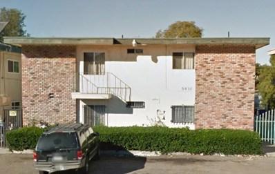 5430 Imperial Ave, San Diego, CA 92114 - MLS#: 160041197