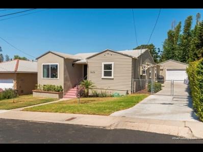 5454 Siesta Drive, San Diego, CA 92115 - MLS#: 160048791