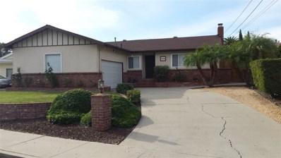 4486 Toni Lane, La Mesa, CA 91942 - MLS#: 160065347