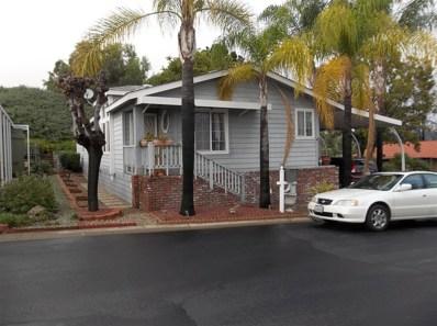 525 W El Norte Pkwy UNIT 199, Escondido, CA 92026 - MLS#: 170006008