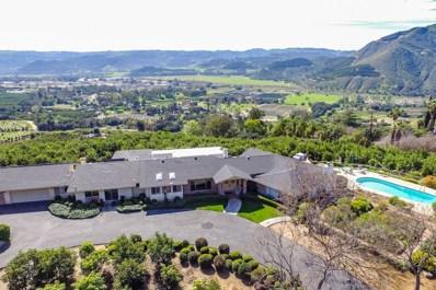 15229 Topa Road, Pauma Valley, CA 92061 - MLS#: 170008061