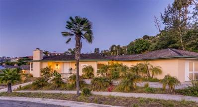 6411 Avenida Manana, La Jolla, CA 92037 - MLS#: 170016496