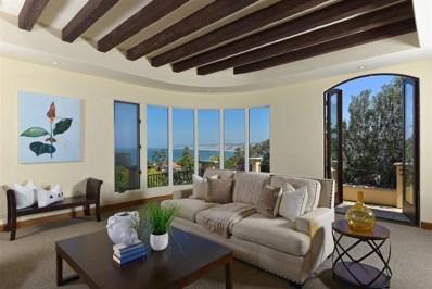 1555 Soledad Avenue, La Jolla, CA 92037 - MLS#: 170017896