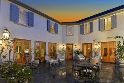 7540 High Ave., La Jolla, CA 92037 - MLS#: 170020070