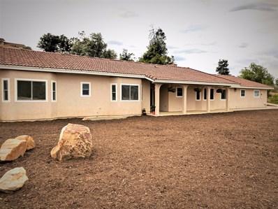 1287 Hanson Way, Ramona, CA 92065 - MLS#: 170020238